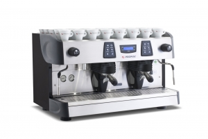 Automatic espresso coffee machines
